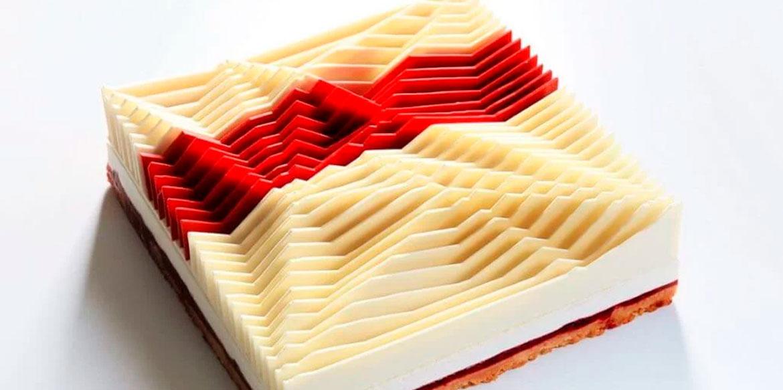 торт 3D печать