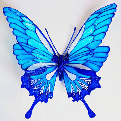 Метелик 3D ручкою