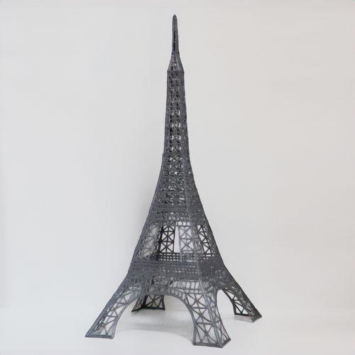 Эйфелева Башня 3D ручкой